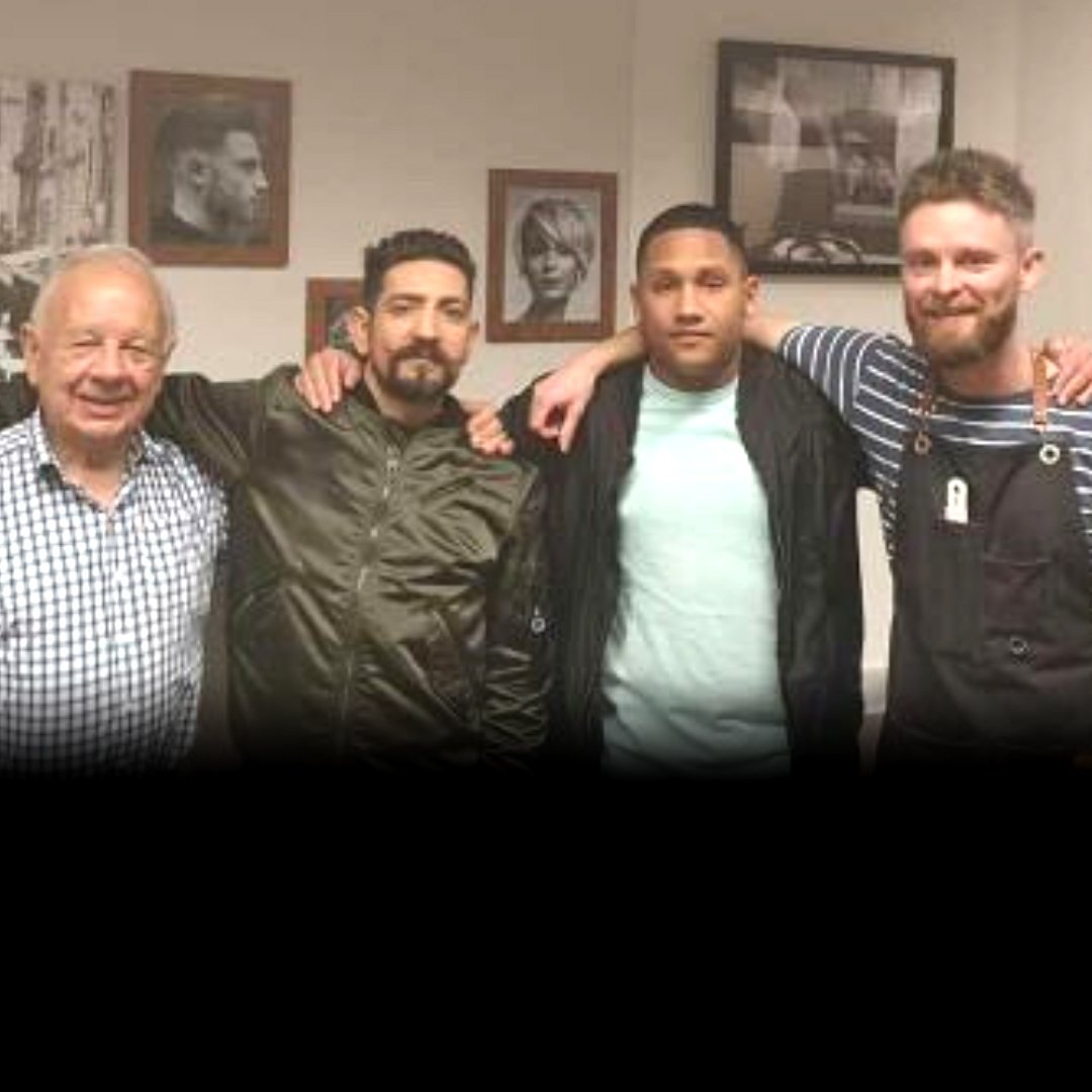 Sitting Down With The Legends Behind Dukes Barbershop, Wellington