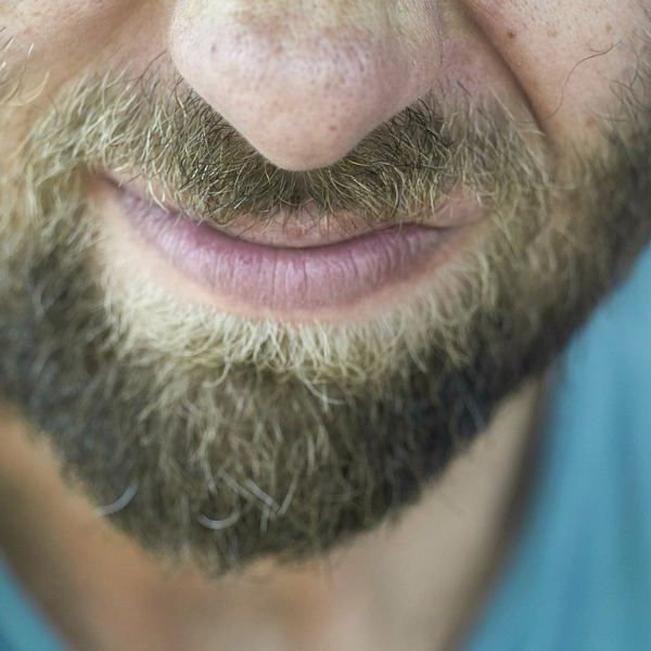 Your First Month For Growing A Beard.